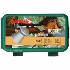 Kulkelės Gamo ROCKET 4.5mm, 150 vnt.