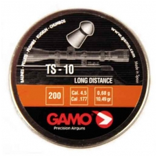 Kulkelės Gamo TS-10 4,5 mm, 200 vnt.