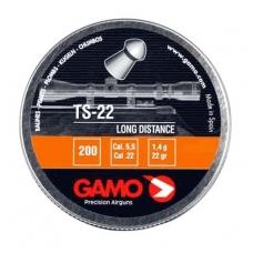 Kulkelės Gamo TS-22 5.5mm, 200 vnt.