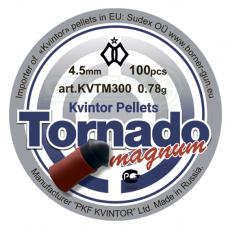 Kulkelės Kvintor Tornado Magnum 4,5mm 100 vnt.