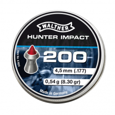Kulkelės Walther Hunter Impact 4,5 mm, 200 vnt.