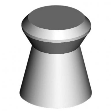 Kulkelės Gamo PRO MATCH 4,5 mm, 500 vnt. 2
