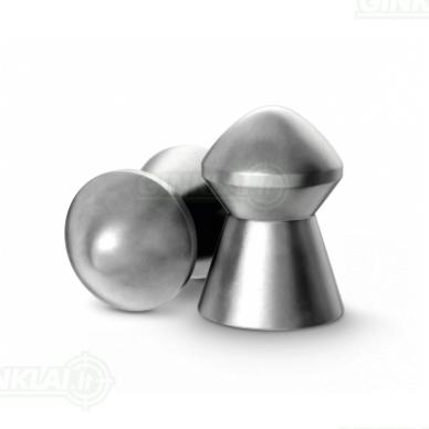 Kulkelės H&N BARACUDA MATCH 4,5 mm, 400 vnt. 2
