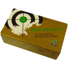 Lapua 22LR SK High Velocity 2.59 g, 50 vnt.