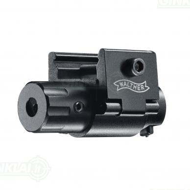 Lazerinis taikiklis Lazeris Walther Micro Shot Laser