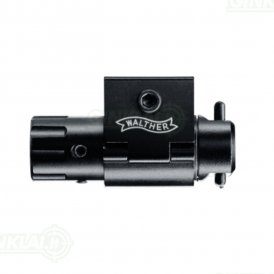 Lazerinis taikiklis Lazeris Walther Micro Shot Laser 2
