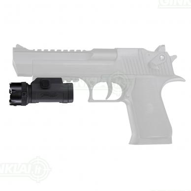 Lazerinis taikiklis Walther FLR 650 Laser class 2 6