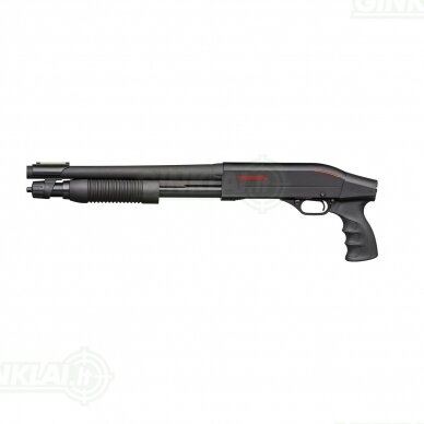Lygiavamzdis šautuvas Winchester SXP Defender Tactical ADJ 35 12x76 2