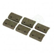 Magpul M-LOK Rail Cover Type2 Olive Drab Green MAG603-ODG 6 vnt.