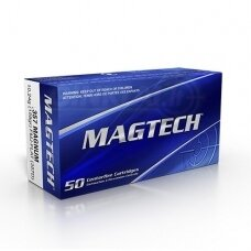 Magtech .357 Mag FMJ Flat 158gr 357D 50vnt.