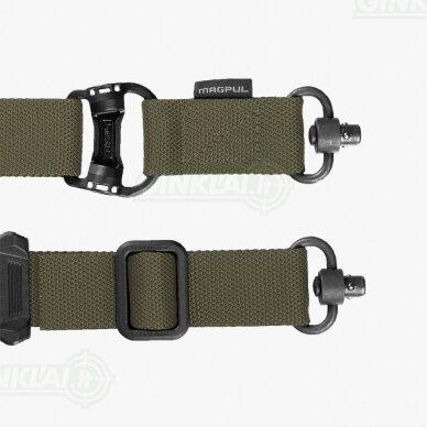 Magpul MS4 Dual QD Sling GEN2 Ranger Green MAG518 RGR 3