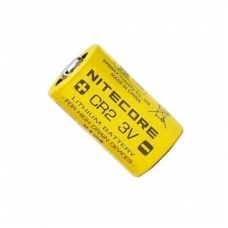 Nitecore CR2 Li-ion Battery 3.0V 850mAh