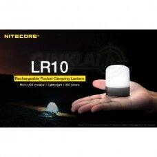 Nitecore LR10 Black šviestuvas