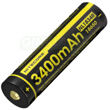 Nitecore NL1834R 18650 Li-ion Battery 3.6V 3400mAh