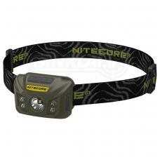 Nitecore NU30-GK prožektorius ant galvos