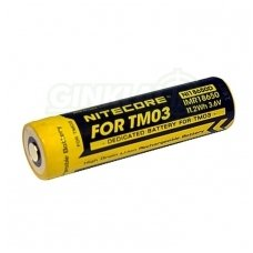 Nitecore TM03 NI18650D Li-ion Battery 3,6V 11,2Wh