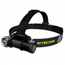 Nitecore UT32 prožektorius ant galvos