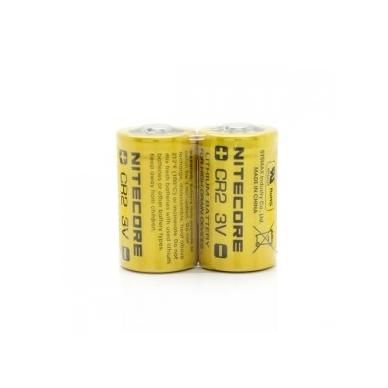 Nitecore CR2 Li-ion Battery 3.0V 850mAh 3