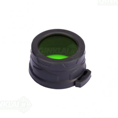 Nitecore filtras prožektoriui NFG40