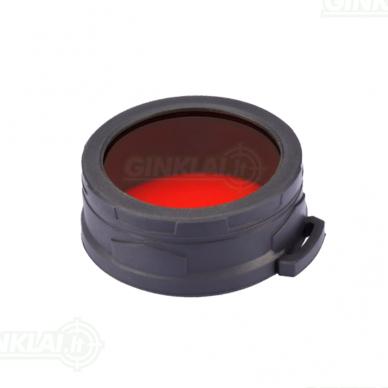 Nitecore filtras prožektoriui NFR50