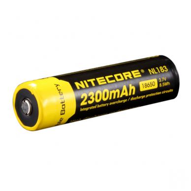 Nitecore NL1823 18650 Li-ion Battery 3.7V 2300mAh