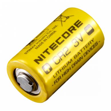 Nitecore CR2 Li-ion Battery 3.0V 850mAh 2