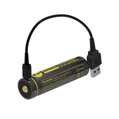 Nitecore NL1834R 18650 Li-ion Battery 3.6V 3400mAh 3