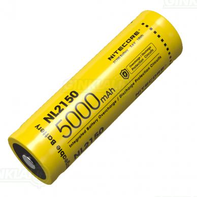 Nitecore NL2150 21700 Li-ion Battery 3,6V 5000mAh 2