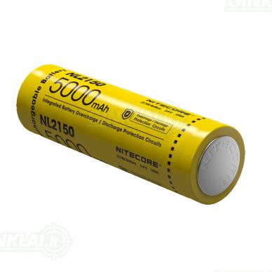 Nitecore NL2150 21700 Li-ion Battery 3,6V 5000mAh 4