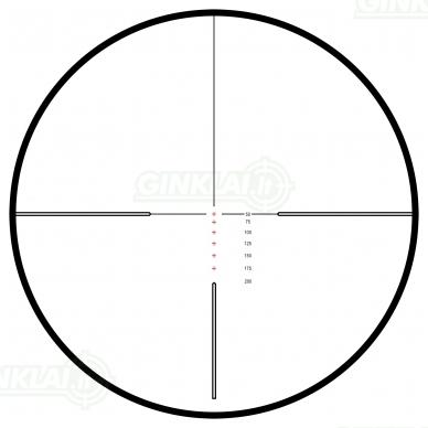 Optinis taikiklis HAWKE 22LR 3-9x50 Subsonic IR 3