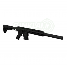 Pallas SA15-22 42cm Black, Fake Suppressor22 LR