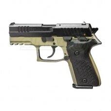 Pistoletas Arex Zero 1 C , 9x19, FDE