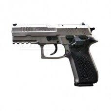 Pistoletas Arex Zero 1 S, 9x19, Nickel