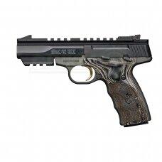 Pistoletas Buck Mark Micro CNTR BLK LBL, ADJ S kal. 22LR