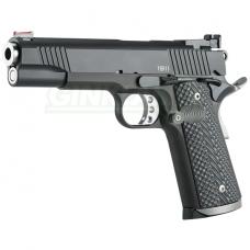 Pistoletas BUL 1911 Trophy Black 9x19