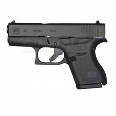 Pistoletas Glock 43 9x19