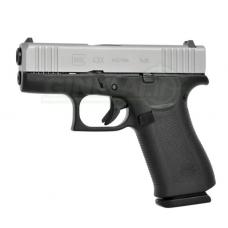 Pistoletas Glock 43X FS Silver Slide, 9x19
