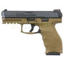 Pistoletas Heckler Koch SFP9 SF PB, 9x19 RAL8000