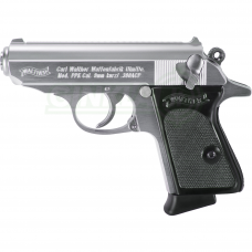 Pistoletas Walther PPK Stainless, 9x17