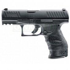 "Pistoletas Walther PPQ M2 4"" PS AM 9x19 juodas"