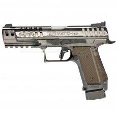 "Pistoletas Walther PPQ Q5 Match Steel Frame Black Diamond 5"", 9x19"