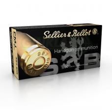 Pistoletiniai šoviniai Sellier&Bellot 357 SIG 9,0g FMJ 50 vnt.