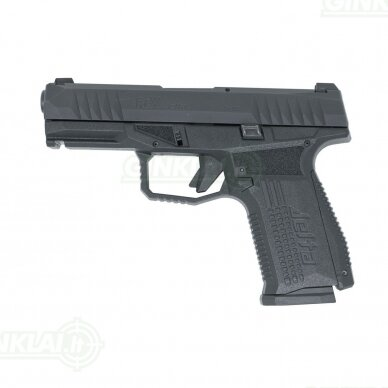 Pistoletas Arex Delta, 9x19, Black