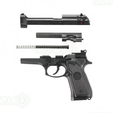 Pistoletas Beretta 92FS, 9x19 5