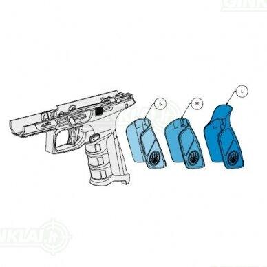 Pistoletas Beretta APX, 9x19 6