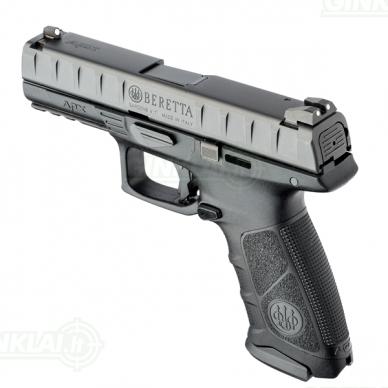 Pistoletas Beretta APX, 9x19 4