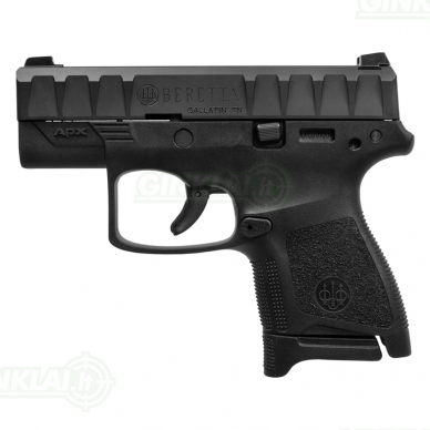 Pistoletas Beretta APX Carry Black, 9x19