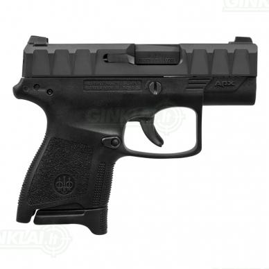 Pistoletas Beretta APX Carry Black, 9x19 2