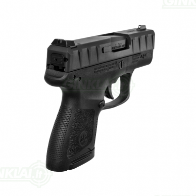 Pistoletas Beretta APX Carry Black, 9x19 3