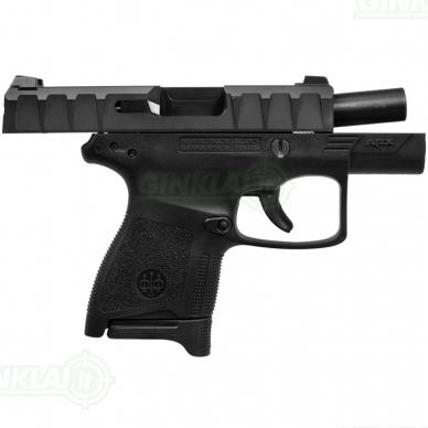 Pistoletas Beretta APX Carry Black, 9x19 5